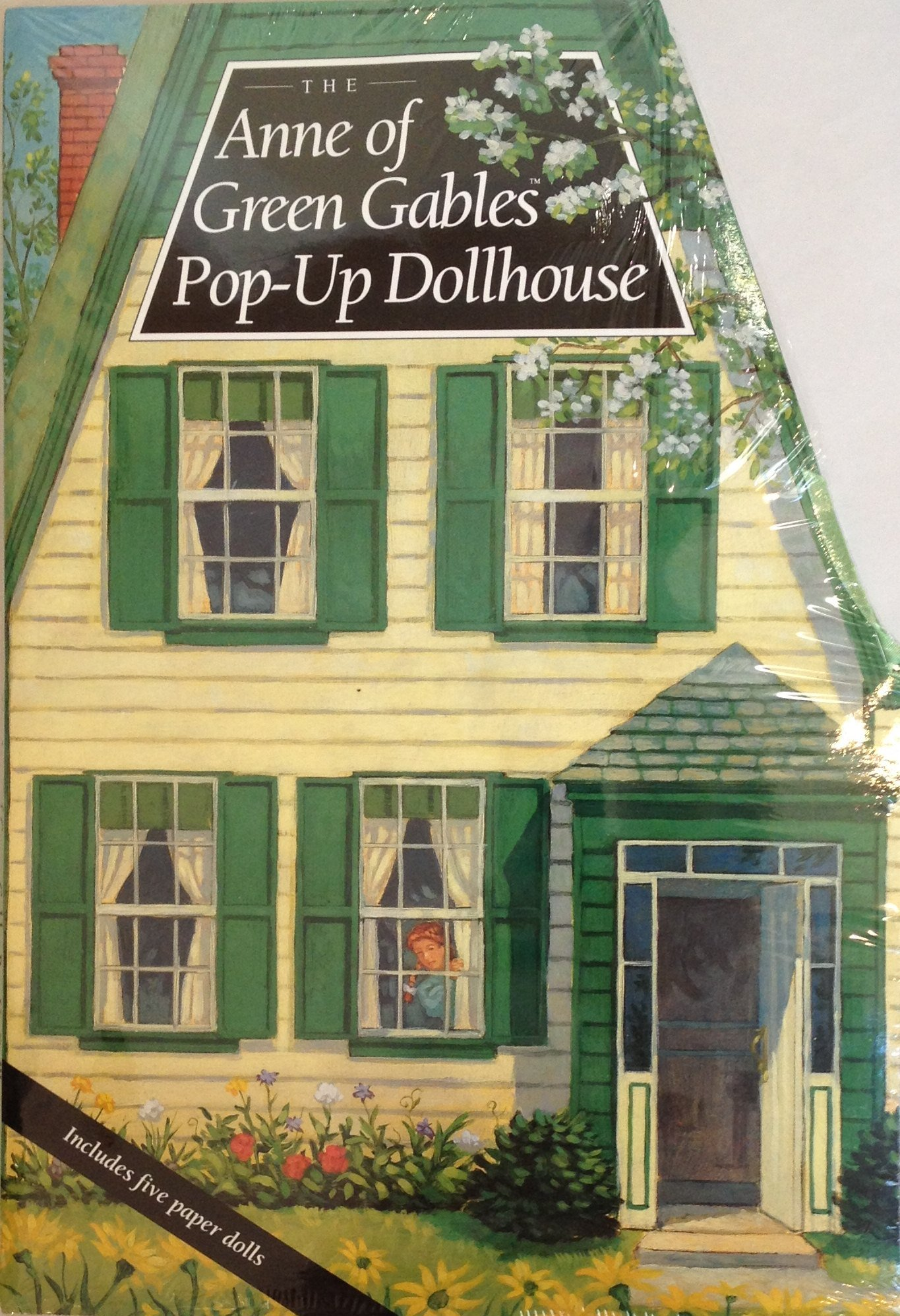 Anne of Green Gables: Pop-Up Dolls House (Children's English)