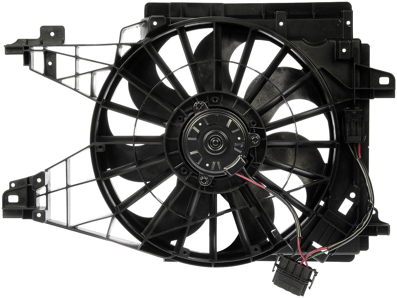 Dorman 621 102 Radiator Fan Assembly Automotive Flexalite Electric Black Magic Series Coximportcom A