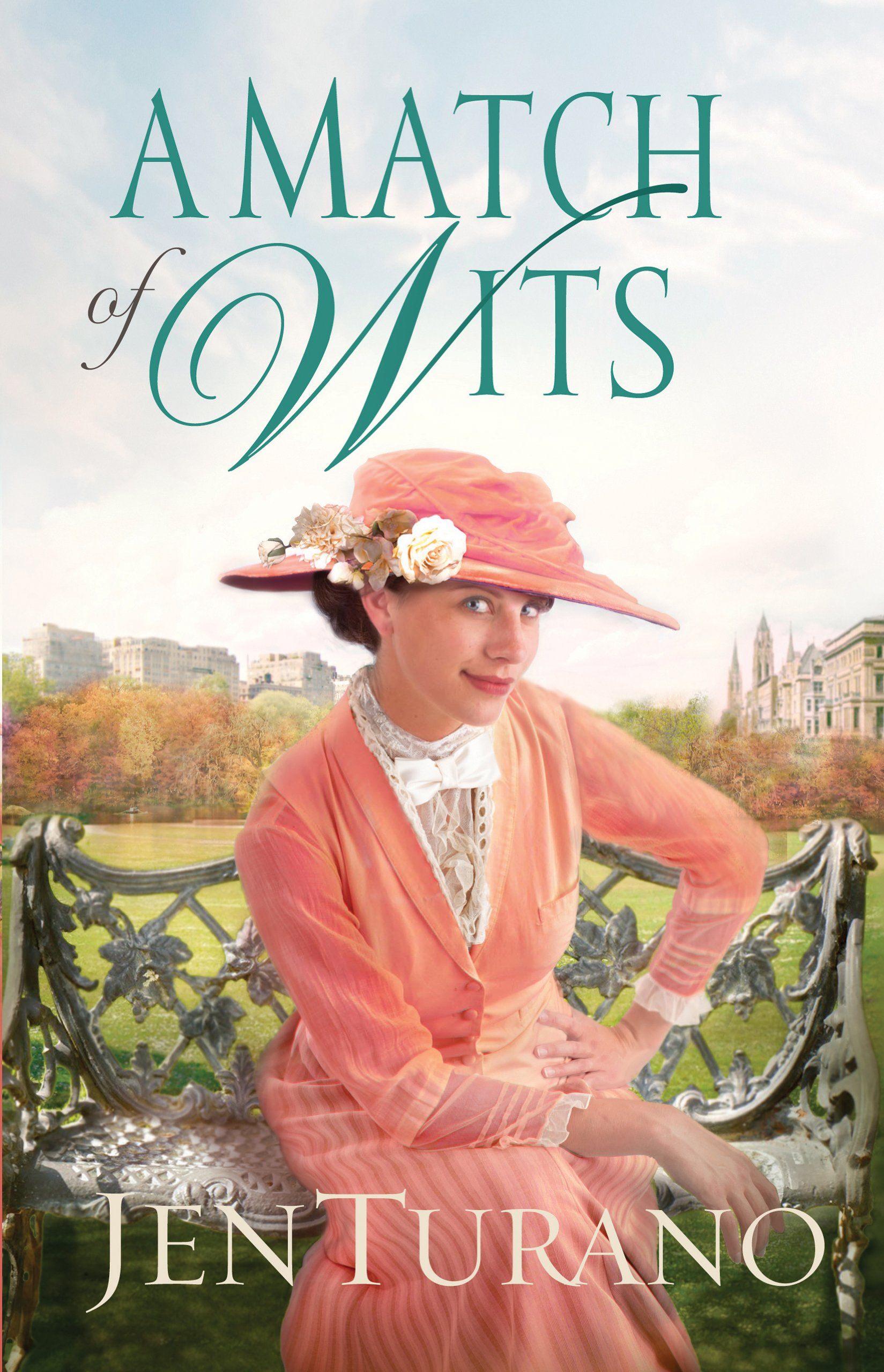 A Match of Wits (Ladies of Distinction Book #4) (English Edition)