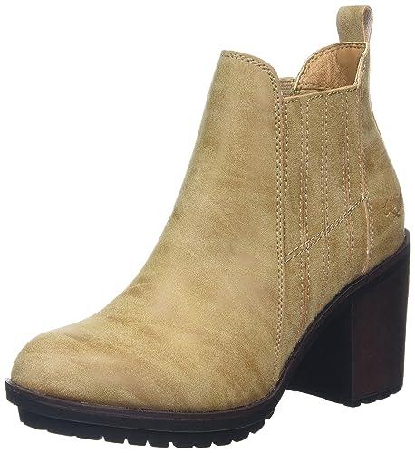8b64aceec41e Rocket Dog Women s s Raegan Ankle Boots Beige (Heirloom Natural) 5 ...