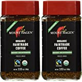 Mount Hagen Coffee Frz Dried Decaf Or (Pack of 2)