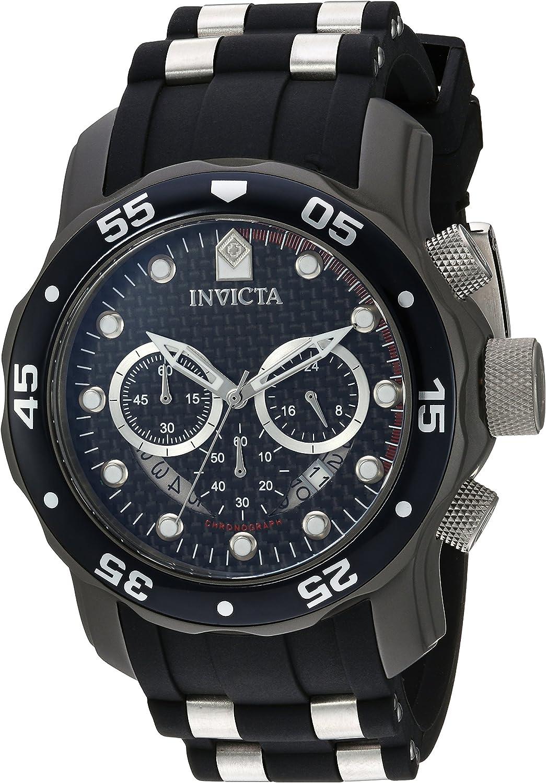 Invicta Men s 20464 TI-22 Analog Display Quartz Black Watch