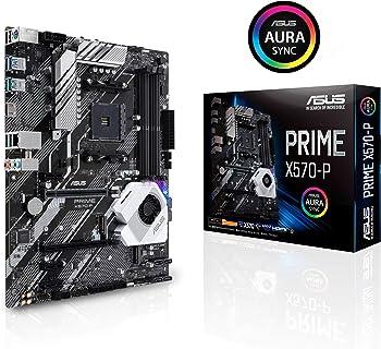 ASUS Prime X570-P Ryzen 3 AM4 ATX Motherboard