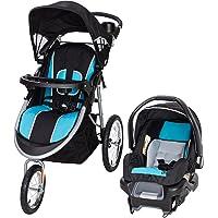 Baby Trend Pathway 35 Jogger Travel System, Optic Aqua
