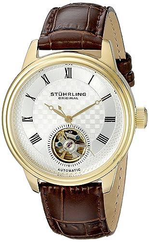 Stuhrling Original Reloj automático Man Perennial 780 42 mm: Amazon.es: Relojes