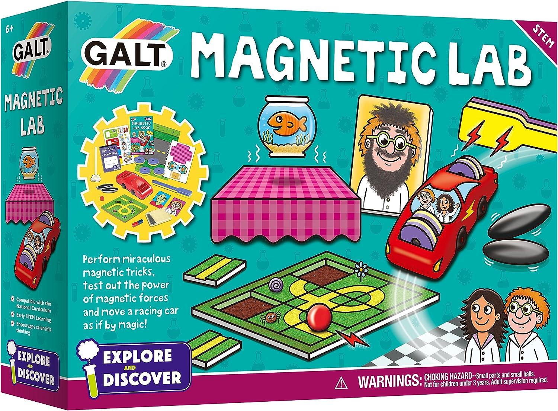 Galt Toys magnético Lab