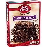 Betty Crocker Brownie Mix Dark Chocolate Family Size 19.9 oz Box