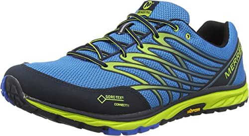 Unisex Lace-Up Trail Running Shoes