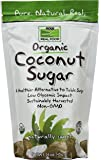 NOW Foods Organic Coconut Sugar,16-Ounce