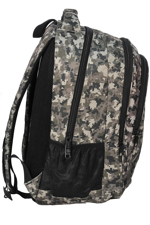 Rucksack Tarn   Schulrucksack Camouflage  15-8115A