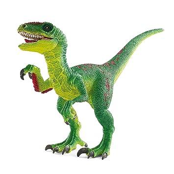günstig kaufen Grün Schleich Dinosaurier 14530 Velociraptor