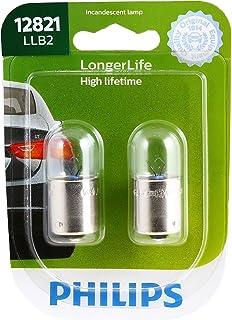 2 Pack Philips 12929LLB2 12929 LongerLife Miniature Bulb