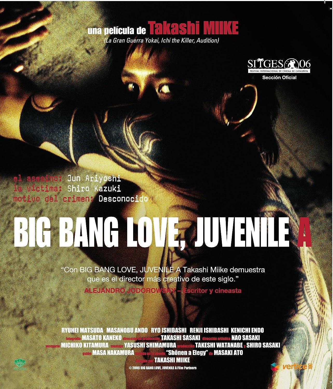 Amazon com: Big Bang Love, Juvenile A: Movies & TV
