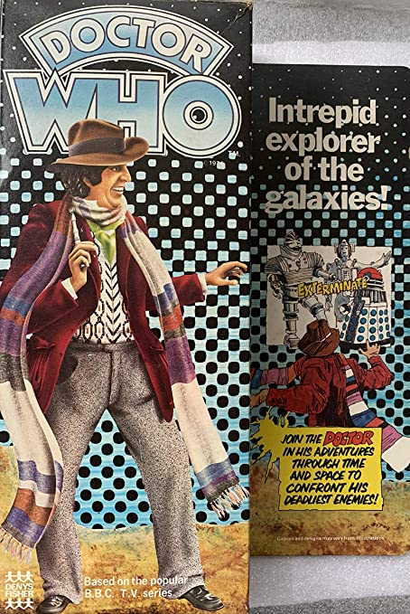 SHIRT FOR THE DOCTOR Denys Fisher//Mego Original DOCTOR WHO Accessories