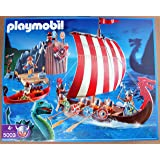 Playmobil 5003 Drakkar Camp Viking