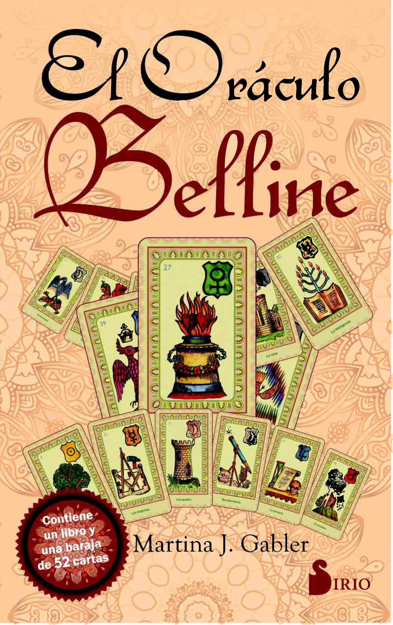 El oráculo Belline: Amazon.es: MARTINA GABLER (argentina ...