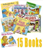 The Ultimate Berenstain Bears Collection: Learn About Strangers;bad Dream; Berenstain Bears and the Truth; Don't Pollute Anymore; Hug & Make Up; Messy Room; the Truth; Think of Those in Need; Lose a Friend; Golden Rule