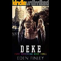 Deke (Fake Boyfriend Book 3)