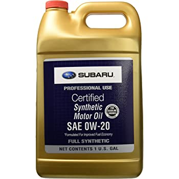 genuine subaru soa427v1315 motor oil 1 gallon automotive. Black Bedroom Furniture Sets. Home Design Ideas