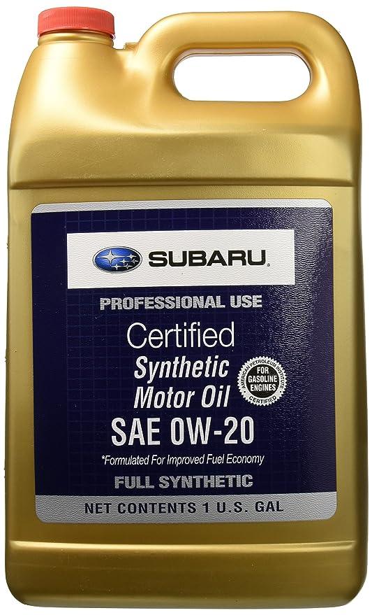 Genuine Subaru SOA427V1315 Motor Oil -1 Gallon