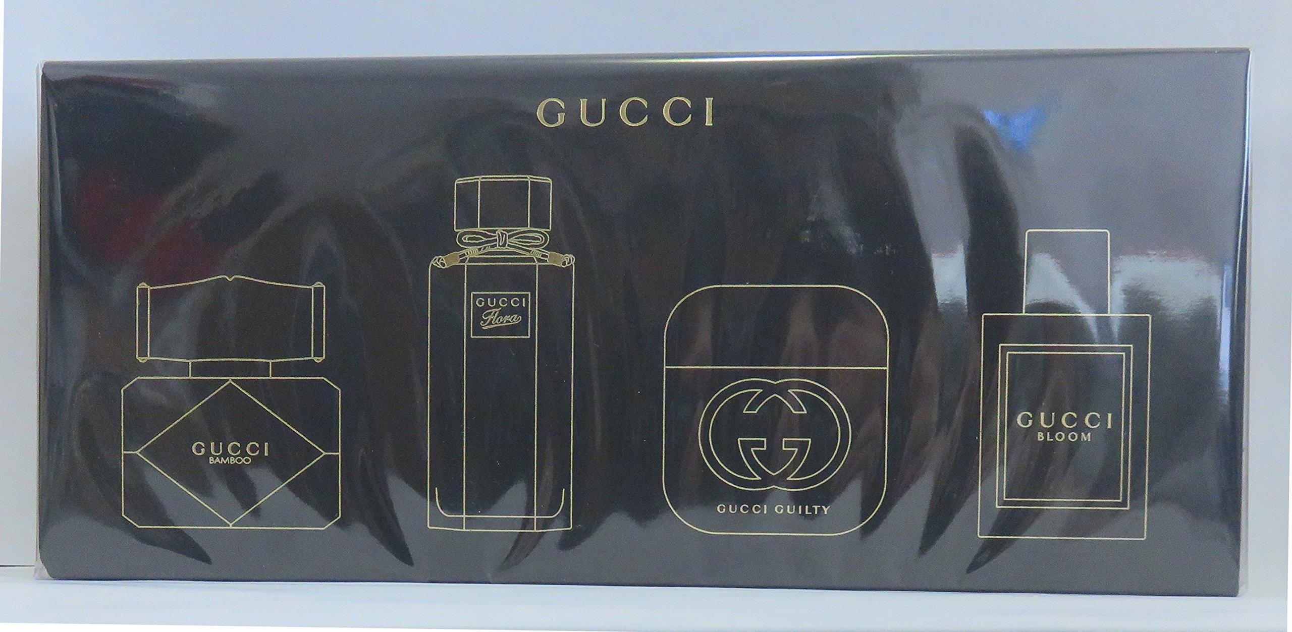 GUCCI 4 Piece Mini Set for Women