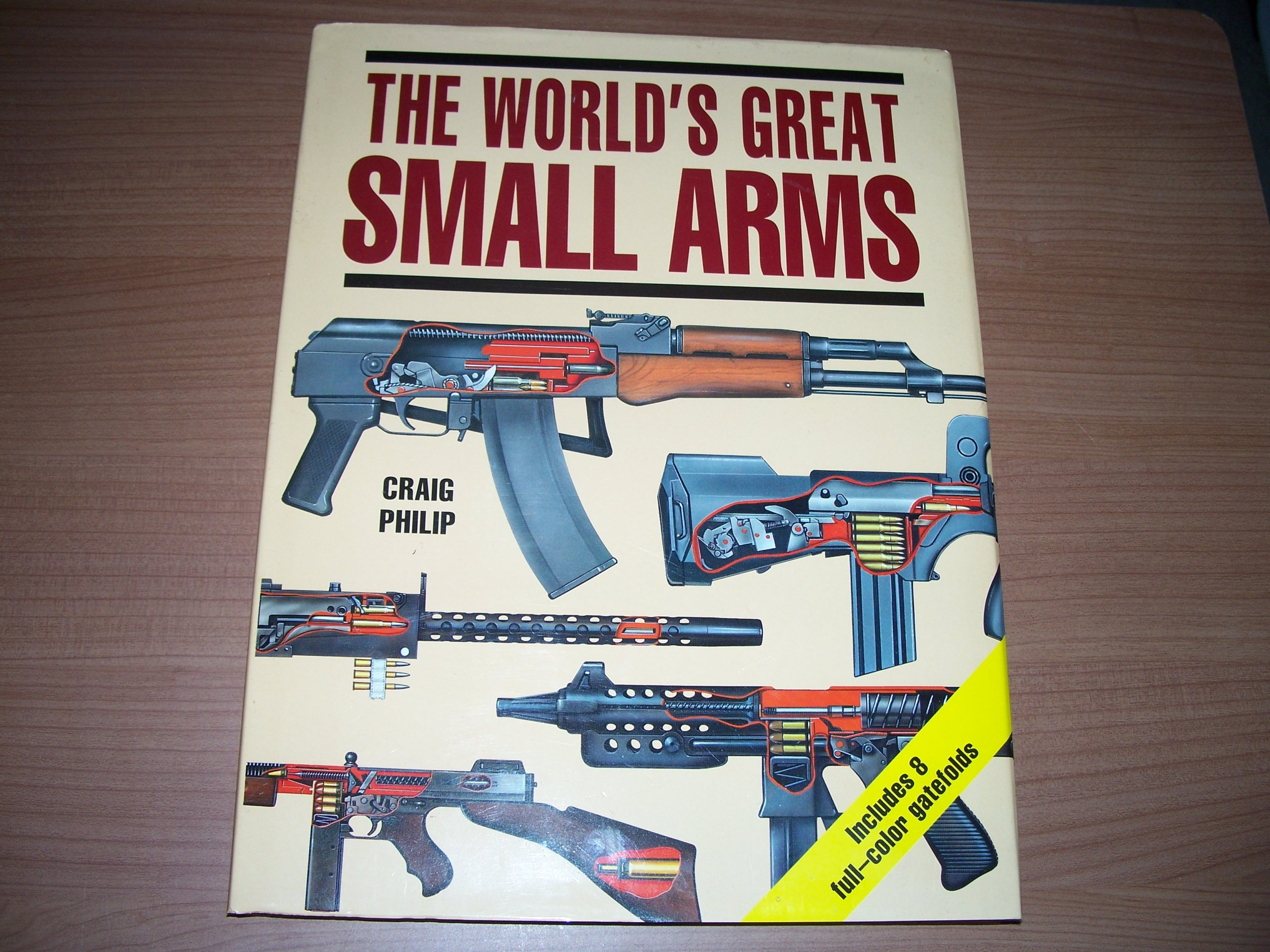 The World's Great Small Arms by Barnes & Noble