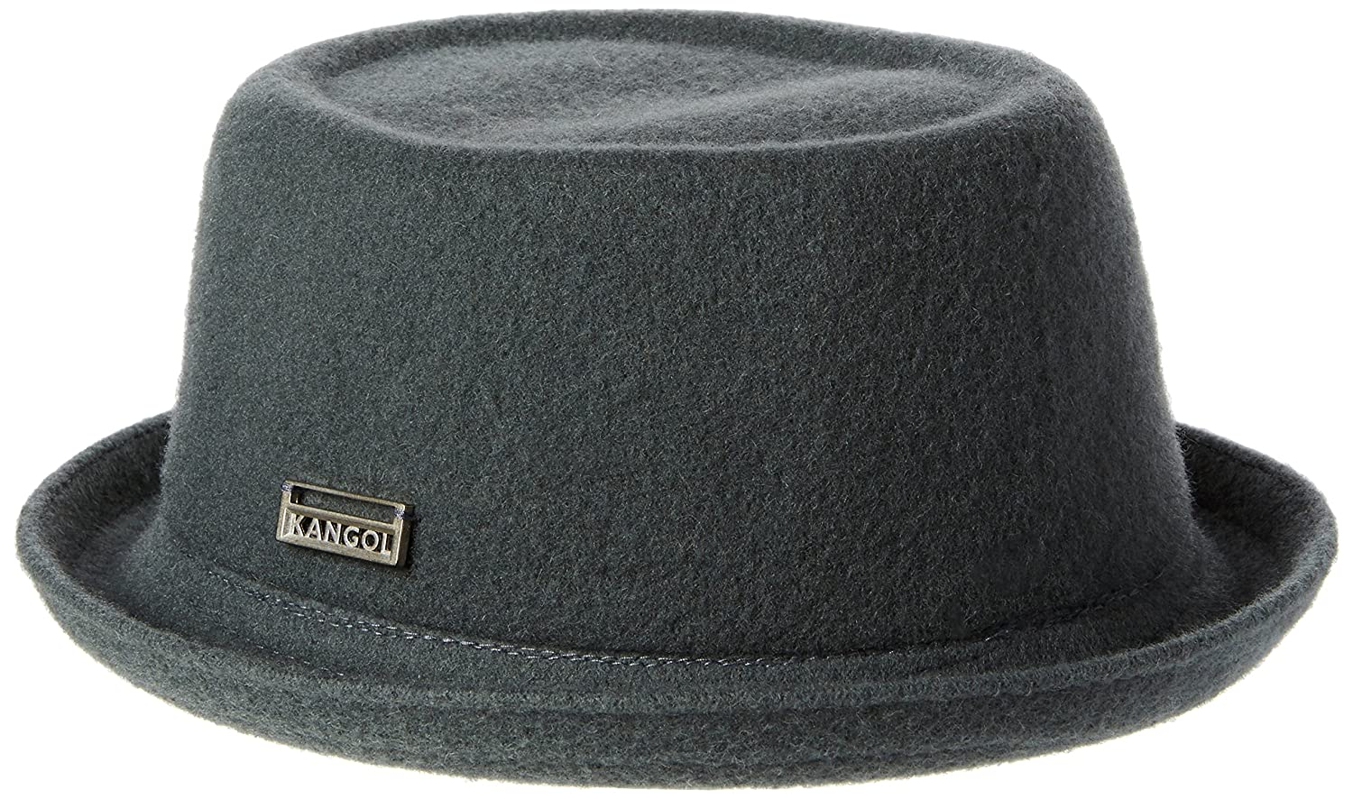 e9593b71314 Kangol Headwear Wool Mowbray Porkpie Hat  Amazon.co.uk  Clothing