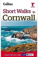 Short Walks in Cornwall Kindle Edition