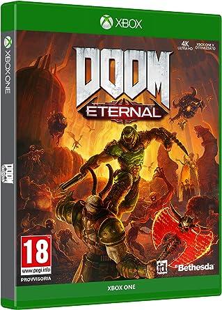 Doom Eternal - Collectors Edition - Xbox One [Importación ...