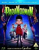 ParaNorman (Blu-ray 3D + Blu-ray + DVD + Digital Copy + UV Copy) [2012]
