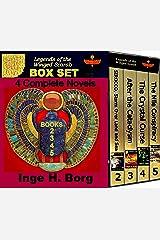 Legends of the Winged Scarab Box Set: 4 Complete Novels
