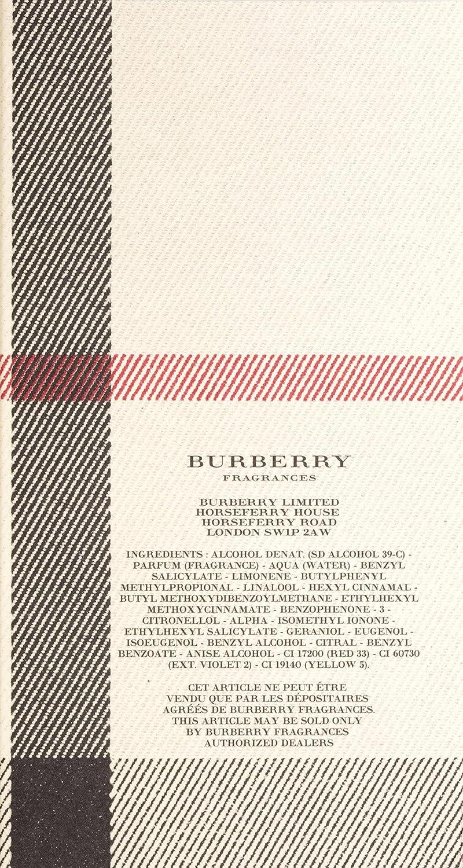 burberry premium outlet online 2yto  Amazoncom: BURBERRY London for Women Eau de Parfum, 33 fl oz: Burberry:  Luxury Beauty