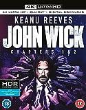 John Wick: Chapters 1 & 2 (4k Ultra HD + Blu-ray) / Import / 4K Box Set