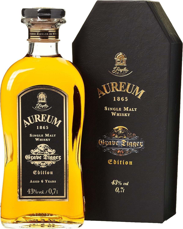 Aureum 1865 Grave Digger Single Malt Whisky
