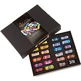 Jack Richeson 427515 Signature Half Stick Hand Rolled Pastels (Set of 24)