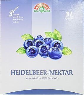12 X 07l Heidelbeersaftblaubeersaft 100 Direktsaft Original