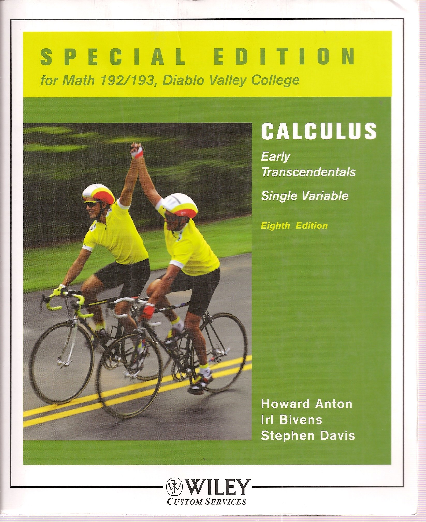 calculus early transcendentals 8th edition pdf