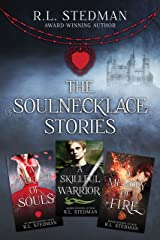 The SoulNecklace Stories: Books 1 - 3. A Box Set Fantasy Collection : Box Set Collection Kindle Edition