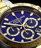 Stuhrling Original Mens Sport Chronograph Watch