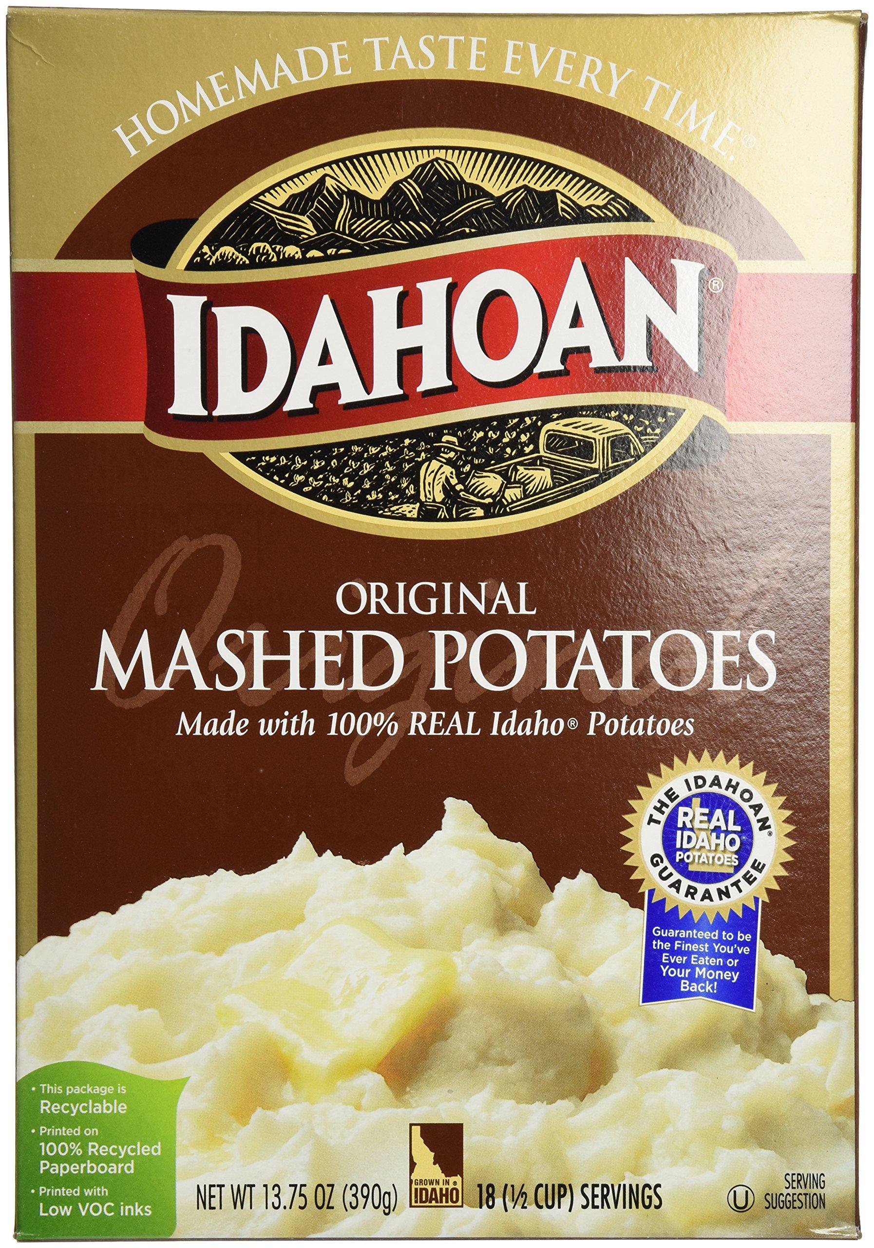 Idahoan Potato, Flakes, 13.75 oz