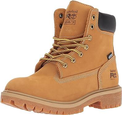 Perdóneme abajo Cambio  Amazon.com: Timberland PRO - Zapatillas de trabajo con aislamiento  impermeable de 6.0 in: Shoes
