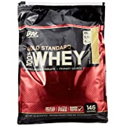[Amazon.ca] ON Gold Std Whey protein - Vanilla Flavour - 10lb for $139 - FS