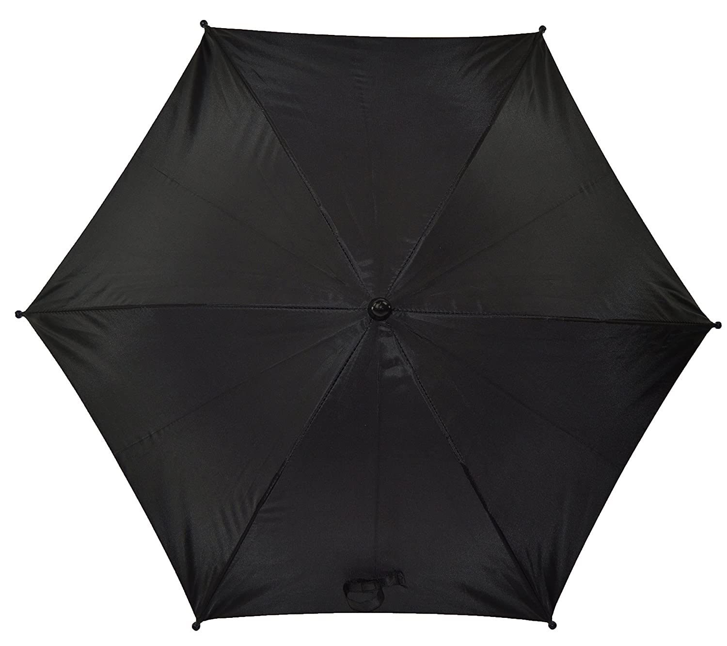 Baby Parasol Compatible with Uppababy Stroller Buggy Pram Black
