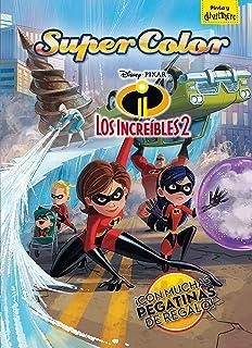 Los Increíbles 2 (Leo, juego y aprendo con Disney): Amazon.es ...
