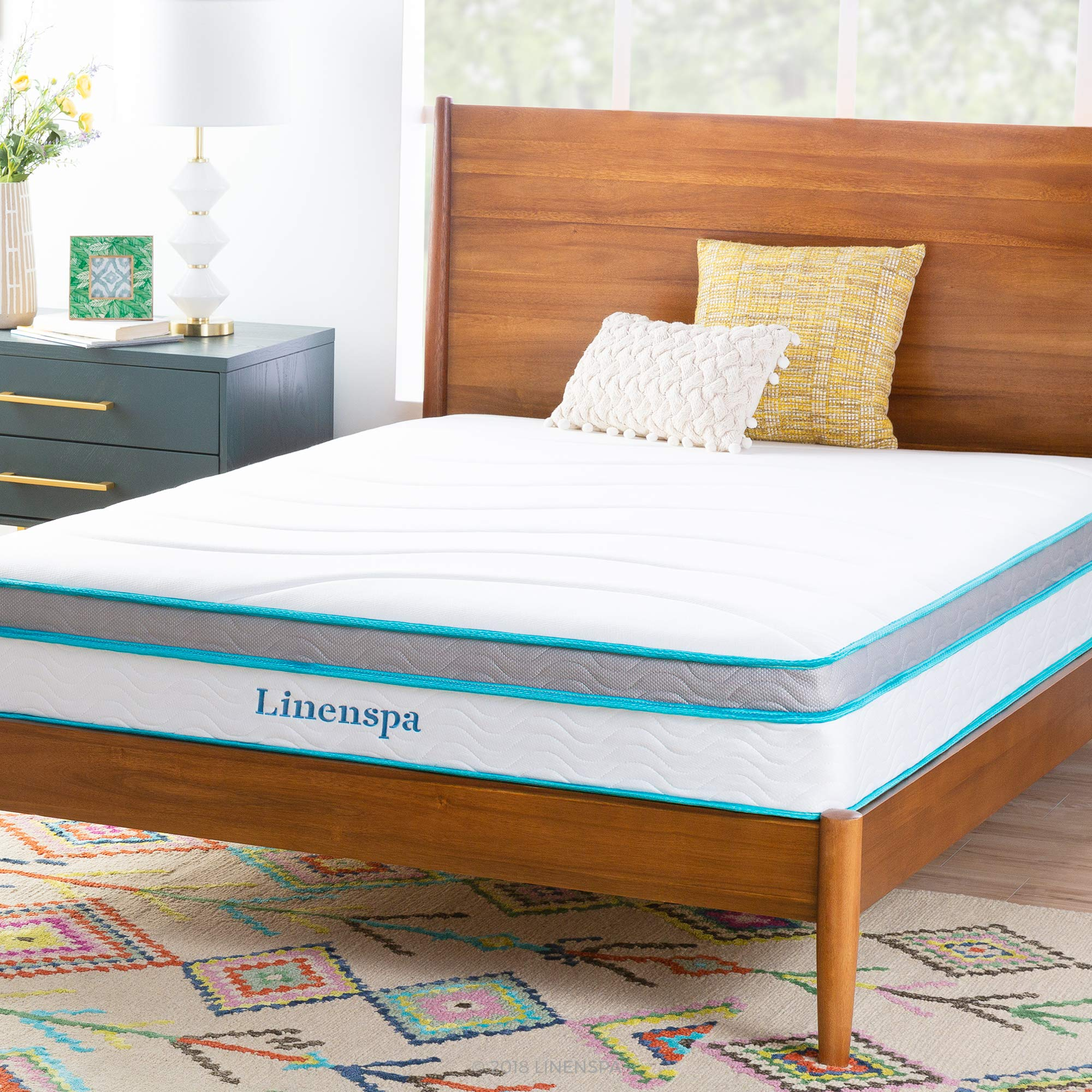 Linenspa LS10FFMFSP Bed Mattress Conventional, Full, 10-Inch by Linenspa (Image #6)