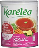 Karéléa soupe coupe-faim au Konjac et légumes Pot de 300g Lot de 2