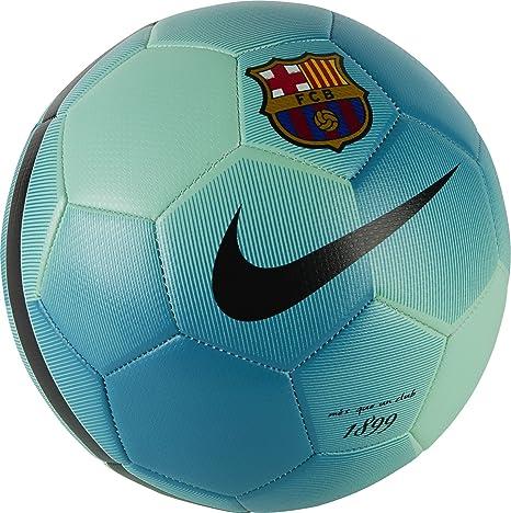Nike Prestige Balón Línea F.C. Barcelona, Unisex Adulto, Verde ...