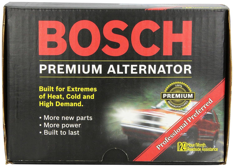 Bosch AL0726X Alternator BOSAL0726X