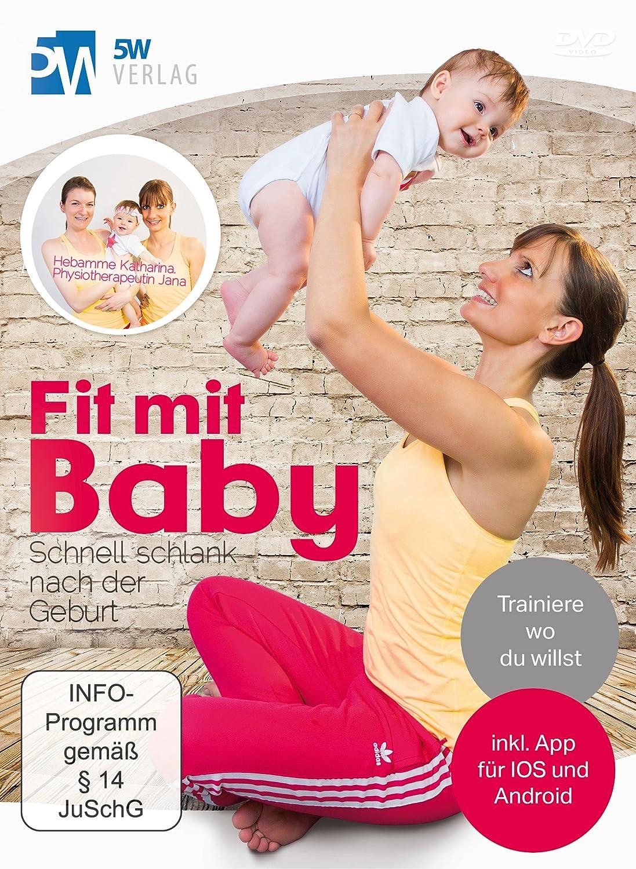 Fit mit Baby - Rückbildungsgymnastik DVD