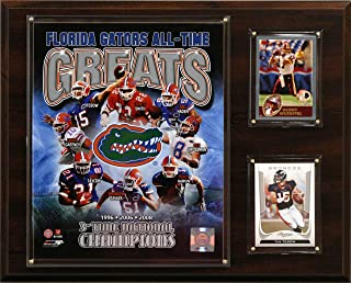 product image for NCAA Football Florida Gators All-Time Greats Photo Plaque